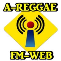 Logo de la radio A REGGAE-FM-WEB