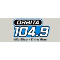 Logo of radio station Orbita FM