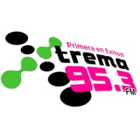 Logo of radio station XHRT-FM Xtrema 95.3