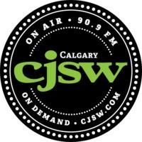 Logo de la radio CJSW 90.9FM