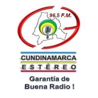 Logo de la radio Cundinamarca Stereo