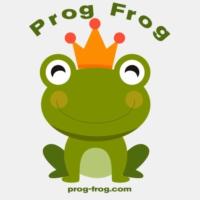 Logo of radio station Prog Frog