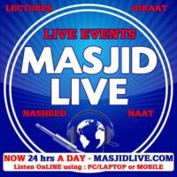 Logo de la radio Masjid Live
