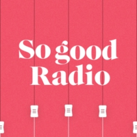 Logo of radio station SO GOOD RADIO
