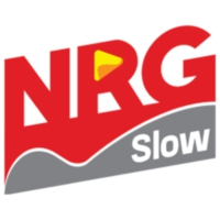 Logo of radio station NRG Slow