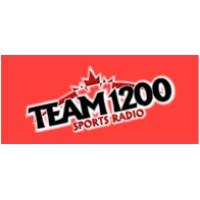 Logo de la radio CFGO The Team 1200