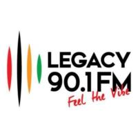 Logo de la radio Legacy 90.1