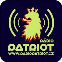 Logo of radio station Rádio Patriot