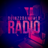 Logo of radio station doinz2daworldradio