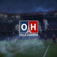 Logo of radio station VILLE LUMIERE