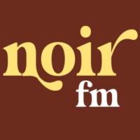 Logo of radio station Noir FM