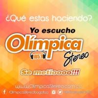 Logo de la radio Olímpica Stereo 105.9 FM - Bogotá