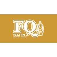 Logo de la radio XHFQ La FQ 103.1 FM