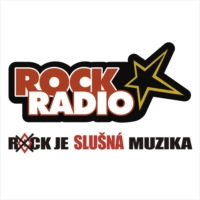 Logo of radio station Rock Rádio