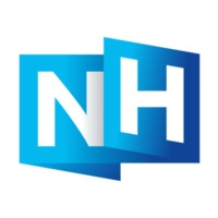 Logo of radio station NH Nieuws