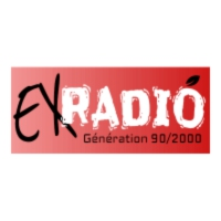 Logo of radio station Ex Radio