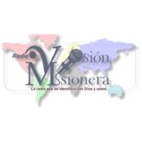 Logo of radio station vision misionera Hn