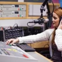 Logo of radio station LMD Radio
