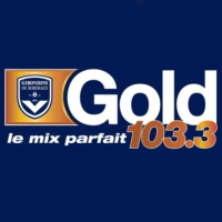 Logo of radio station Gold Bordeaux