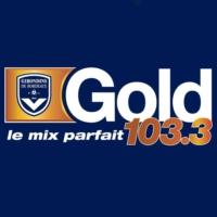 Logo of radio station Gold Bordeaux