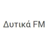 Logo of radio station Dytiká FM 92.8 - Δυτικά FM 92.8