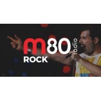 Logo de la radio M80 Rádio - Rock