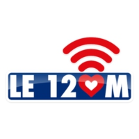 Logo of radio station Média Le 120M