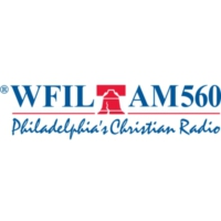 Logo of radio station WFIL 560 AM