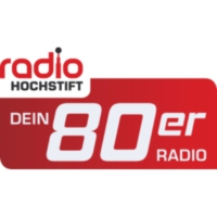 Logo de la radio Radio Hochstift - 80er