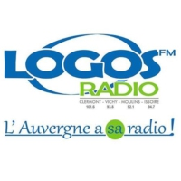 Logo of radio station Logos FM - Allier