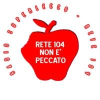Logo of radio station RETE 104