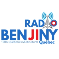 Logo of radio station Radio Benjiny Québec