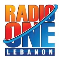 Logo of radio station Radio One Lebanon