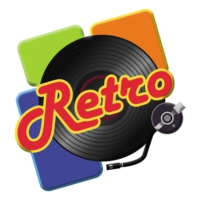 Logo of radio station Radio Retro - Perú