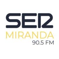 Logo of radio station SER Miranda