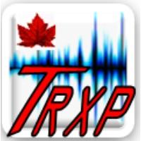 Logo of radio station WTRXP TraXperience Radio
