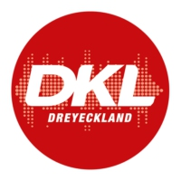 Logo of radio station DKL Dreyeckland