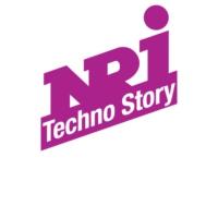 Logo of radio station NRJ Techno Story