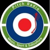 Logo de la radio Pitch Radio