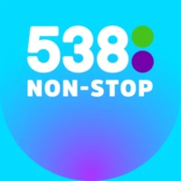 Logo de la radio 538 - Non Stop