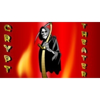 Logo de la radio The Crypt Theater