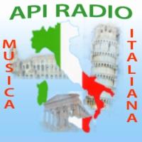 Logo de la radio API RADIO MUSICA ITALIANA