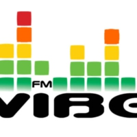 Logo de la radio VIBE FM RADIO