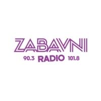 Logo of radio station Zabavni Radio
