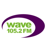 Logo of radio station Wave 105