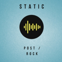 Logo of radio station Static: Post Rock