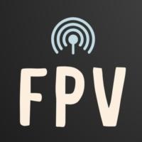 Logo of radio station FPV