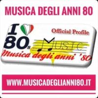 Logo of radio station Musica degli anni 80
