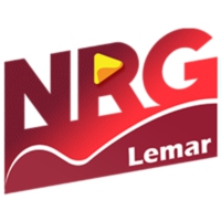 Logo of radio station NRG Lemar