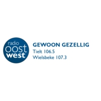 Logo of radio station Radio Oost West